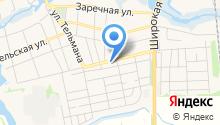 E & M на карте