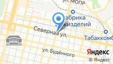Acrilian на карте