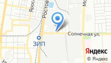 Автокаприз на карте