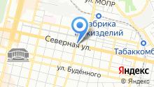 Itv на карте