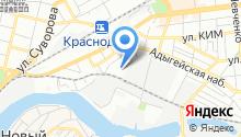 Sushi House на карте