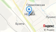 Почтовое отделение №140341 на карте