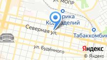 Exlent на карте