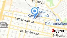Авангард сервис на карте