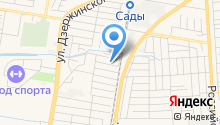 Центр мастеров на карте