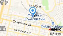 Fastvds на карте