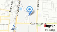 Автопак-Кубань на карте