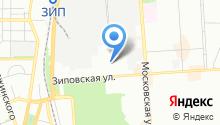 Юридическое бюро защиты на карте