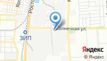 Авто-Краснодар на карте