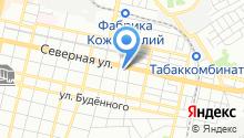 Юридическое бюро Е. Романовой на карте