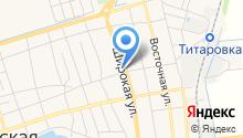 Закусочная на Октябрьской (Новотитаровская) на карте