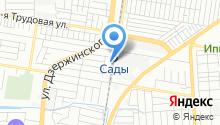 CASTRA на карте