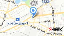 SpotViz на карте