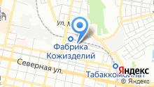 АвтоЭвакуатор93 на карте