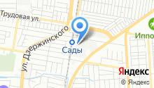 Авто-Директ на карте