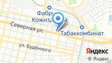 SEO компания - «vseopro.ru» на карте