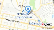 Levmar на карте