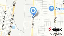 MaCar на карте