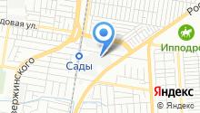Грузовой сервисный центр на карте