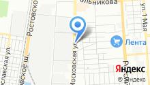 Rosa Nostra на карте