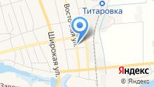 Вестник станиц на карте