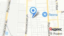 Soul Dance City на карте