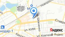 VFS Global на карте