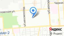 SMB на карте