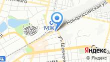 Vantex на карте