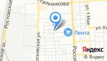 IT-Line на карте