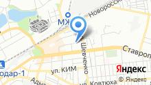 ALFRESCO на карте