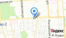 Уют Сити на карте