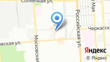5 Авеню на карте