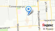 T-Service на карте