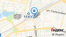 «АвтоРай» на карте