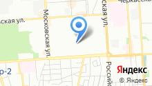 Авангард, ТСЖ на карте
