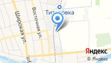 ДинСтрой на карте