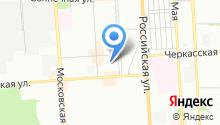 2BDRIVE SERVICE на карте