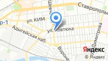 Центр сертификации и метрологии на карте