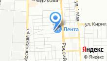 ChansoN на карте
