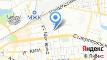 BAXI на карте