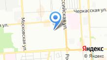 CarLux на карте