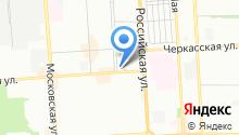 #AUTOCLUB на карте