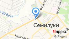 Русский Аппетит на карте
