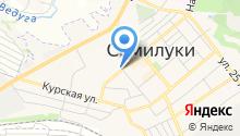 Семилукский политехнический колледж на карте