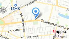 Chip-service на карте