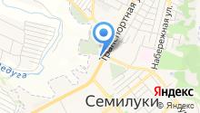 РТК-Проф на карте