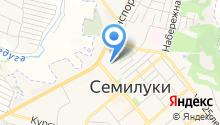 Нотариус Елисова Е.П. на карте