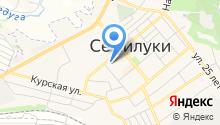 Веб-студия Сергея Бакалова на карте