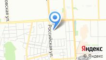 Ooops на карте